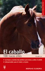 Libro. El caballo 100 trucos útiles