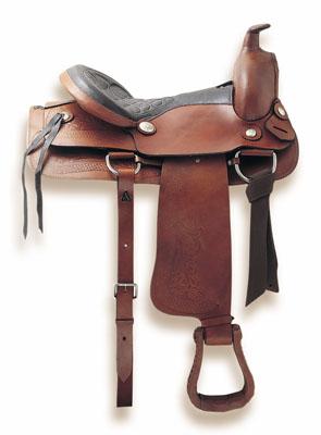 Silla de montar western texas tienda de sillas de montar for Sillas para montar