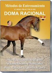 DVD. Doma Racional I. Inicio del entrenamiento del potro