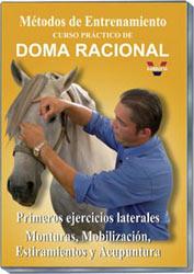 DVD. Doma Racional II. Primeros ejericios laterales