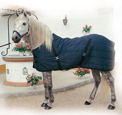 * Oferta Manta invierno impermeable acolchada Zaldi