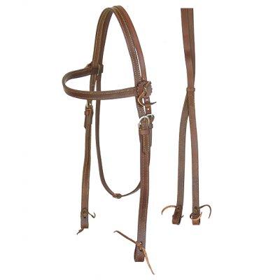 Cabezada tejana natowa tienda de productos vida de campo for Cabezadas para caballos
