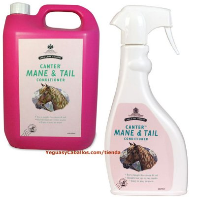 Acondicionador crin y cola Canter Mane & Tail